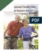Sen. Rand Paul's Congressional Health Care for Seniors Act