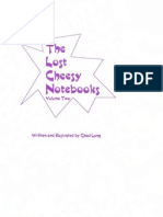 Chad Long - The Lost Cheesy Notebooks Volume 2