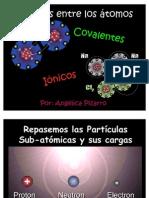 Enlaces Covalentes y Enlaces Iónicos