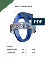 Six Sigma At GE