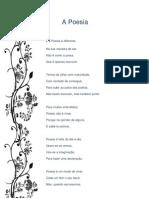 poesia 1.º ciclo