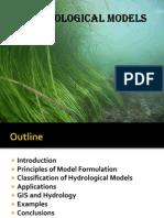 Hydro Logical Models