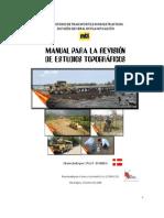 Manual Revision Estudios Topograficos