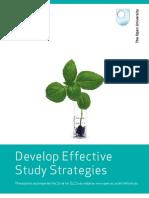 Develop Effective Study Strategies
