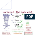 Sprouting Easy English