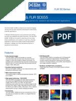 Termografia Flir Serie Sc645