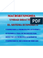 Macro Eco No Mia Unidad Didactica II
