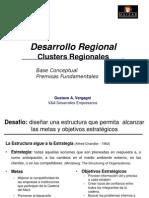 Clusters Region Ales