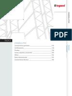 Sistemas de Canalizacion (CHAROLA PVC)