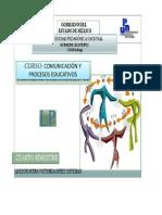 Antologia Comunicacion y Procesos Educativos