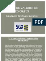 Bolsa de Valores de Singapur