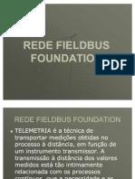 Rede Fieldbus Foundation