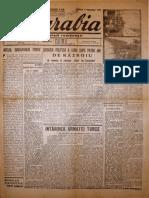 Ziarul Basarabia #658, Sambata 4 Septembrie 1943