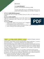 Appunti Definitivi Strategia Aziendale e Vantaggio Competitivo