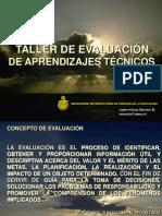 Taller Evaluac Aprendizajes Tecnicos