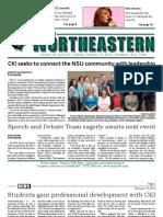 The Northeastern - February 14, 2012