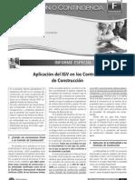 Aplicacion Del IGV en Los COntratos de Construccion