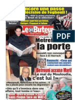 LE BUTEUR PDF du 16/03/2012
