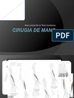 CIRUGIA DE MANO