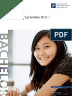 Bachelor Programmes