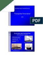 """""""Transportes Ferroviários"""""""