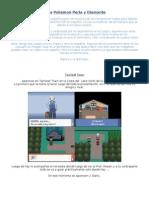 Guía Pokemon Perla y Diamante
