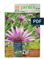 Magazine Petit Jardin 58