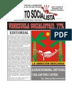 El Punto Socialista Noviembre 2008