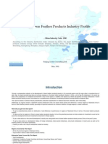 China Down Feather Products Industry Profile Cic1942