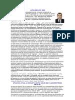 LA POLÉMICA ISO 18000