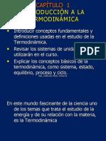 Capitulo 1 (Definition of Termodinamic