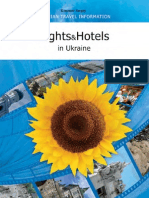 Sights&Hotels in Ukraine