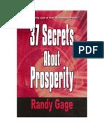 37 Secrets eBook
