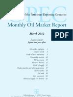 OPEC - Monthly Oil Market Report