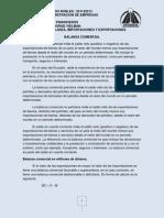 Balanza Comercial, Importaciones y Exportaciones