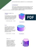 El espacio geométrico y las figuras tridimensionales