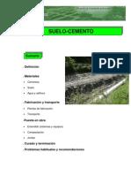 sumario suelo cemento