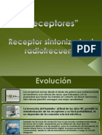 Receptor RF Sintonizado