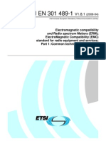 ETSI EN 301 489-1 v010801