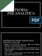 TEORIA PSICANALITICA