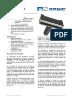 R2Sonic - Sonic 2024 Spec-Sheet Ver2.0 - Spanish