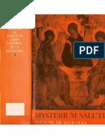 Mysterium Salutis, vol. 01