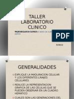 Taller Lab Oratorio Clinico