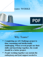 Team Building PPT @ MBA 2009