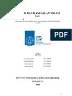 Hukum Dan HAM Dalam Islam