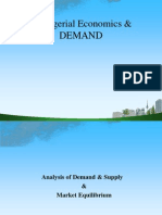 Economics Demand Ppt @ Mba 2009