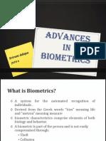 Biometric PPT