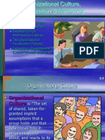Organizational Culture, Climate and Socialization