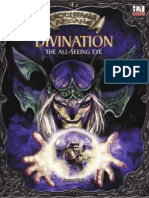 Divination - The All-Seeing Eye