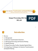 Chapter2_Intensity Transformations and Spatial Filtering